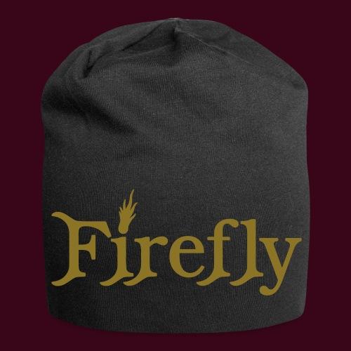 Firefly Schriftzug - Jersey-Beanie