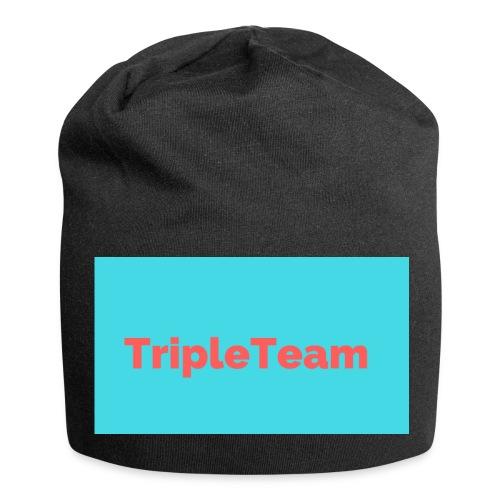 TripleTeam Logo - Jersey-Beanie