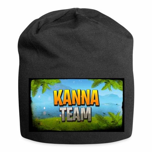 Logo Kanna_Team - Bonnet en jersey