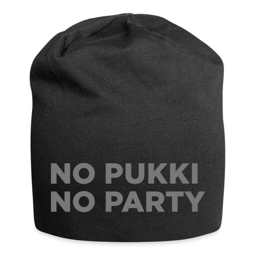 No Pukki, no party - Jersey-pipo