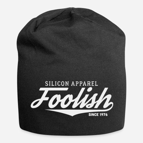 Foolish Accessoires - Since 1976 - Jersey-Beanie