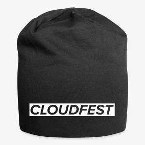 Cloud Festival - Jersey Beanie