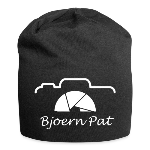 Logo BjoernPat - Jersey-Beanie