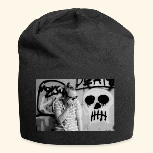 Black humor with a skull - Jersey-pipo