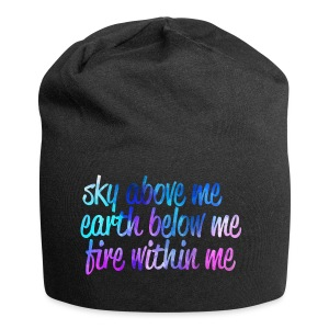 Sky Above Me - Jersey-Beanie