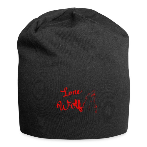Lone Wolf Official - Jersey Beanie