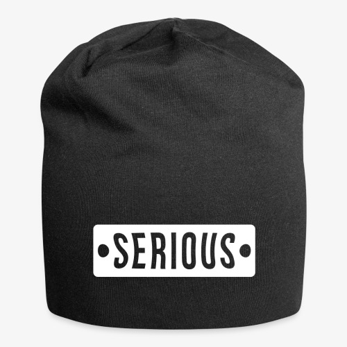 Serious - ZD - Beanie in jersey