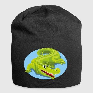 crocodile - Jersey Beanie