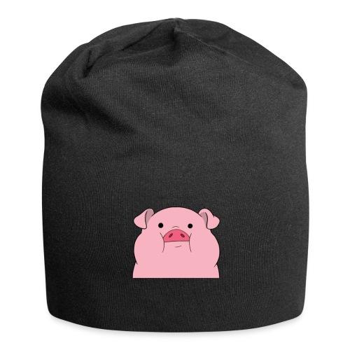pig clothes - Jersey-Beanie