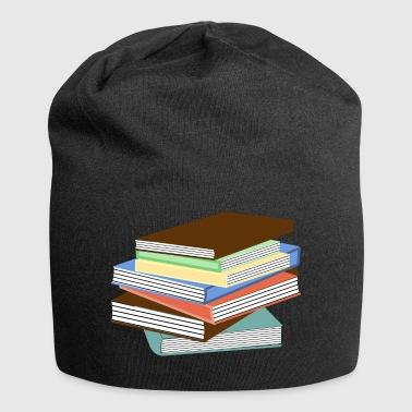 Bücher - Jersey-Beanie