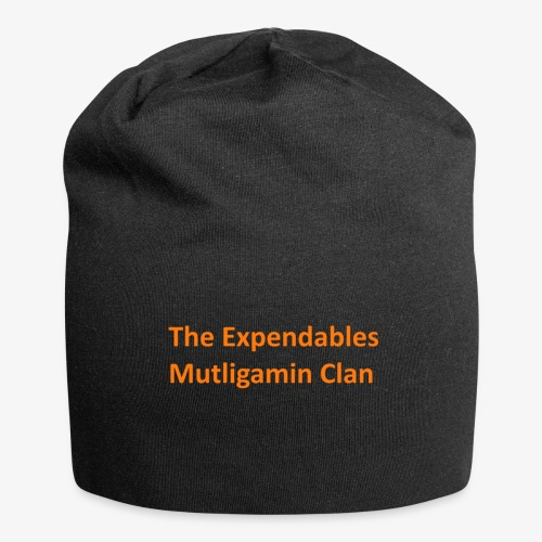 The Expendables Multigaming Clan Schriftzug - Jersey-Beanie