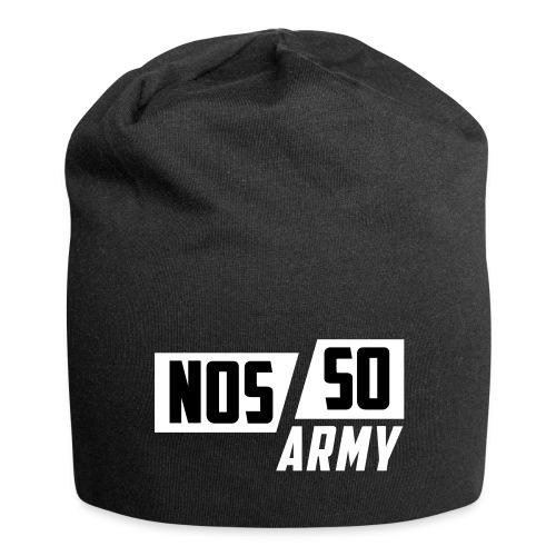 NossoArmy WIT - Jersey-Beanie