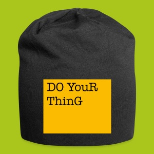 DO YouR ThinG - Jersey-Beanie