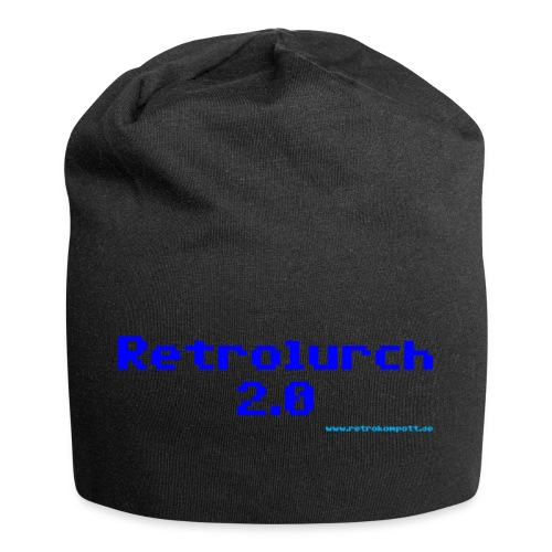 muetze retrolurch2 - Jersey-Beanie