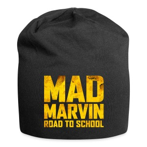 Mad Marvin: Road To School - Jersey Beanie