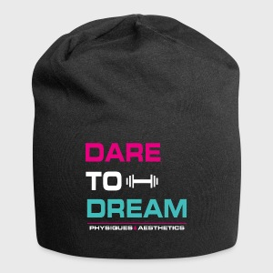 DARE TO DREAM - Gorro holgado de tela de jersey