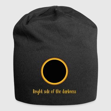 Solar Eclipse, Sun, Gift, T-shirt - Jersey Beanie