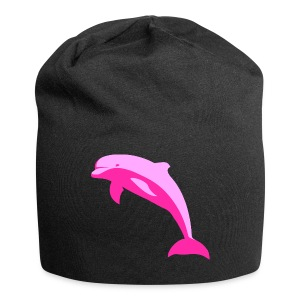 Pink dolphin - Jersey-Beanie