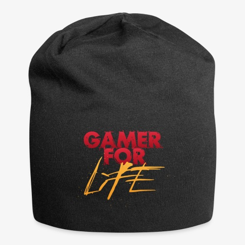 Gamer for Life Tshirts - Jersey Beanie
