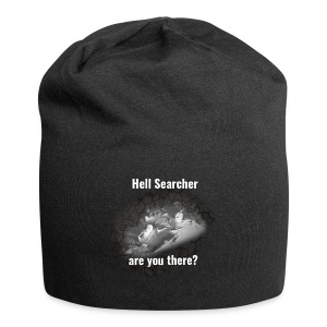 Searching For Hell Bag Black - Jersey Beanie