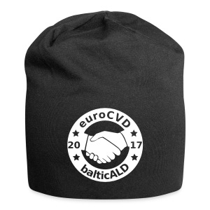 Joint EuroCVD - BalticALD conference mens t-shirt - Jersey Beanie