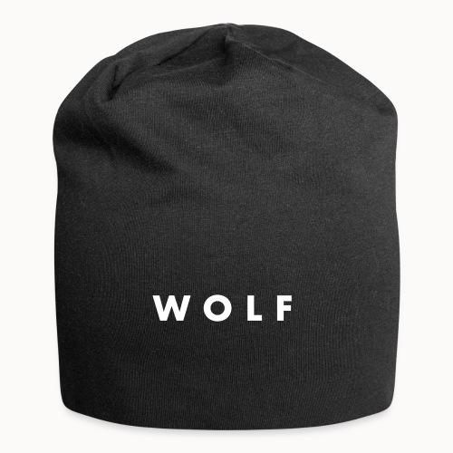 wolf - Bonnet en jersey