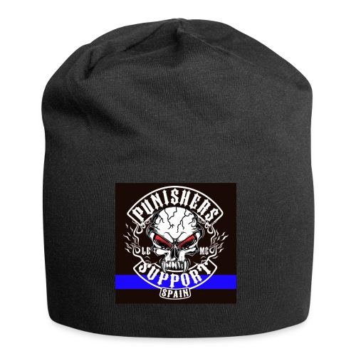 spain support 1 - Gorro holgado de tela de jersey