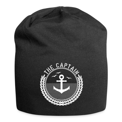 The Captain - Anchor - Jersey-Beanie