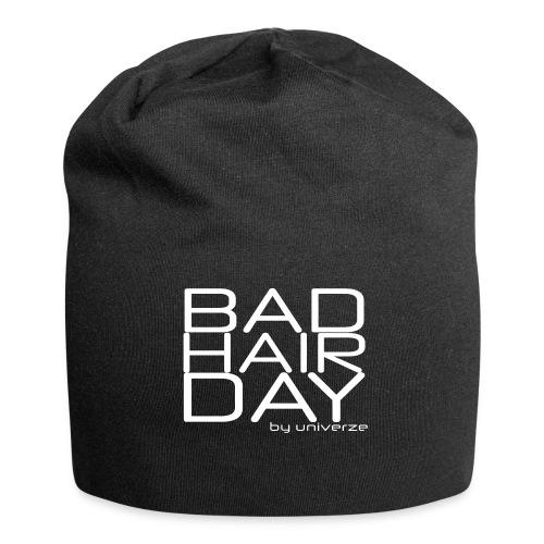 Bad Hair Day - Sort - Jersey-Beanie