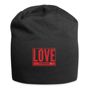 Love Las Canteras - Gorro holgado de tela de jersey