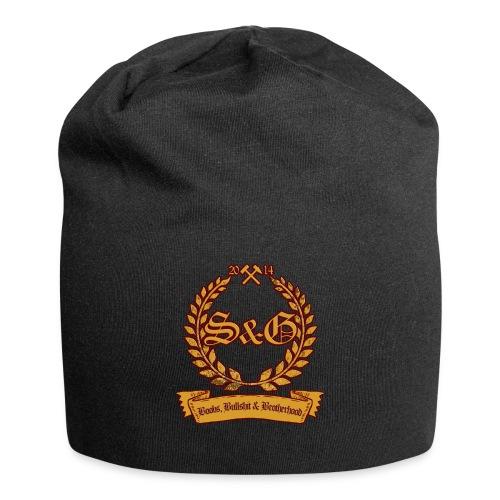 S & G - Boobs, Bullshit & Brotherhood - Jersey-Beanie