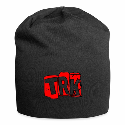 TheReactionKing Logo (TRK) - Jersey Beanie