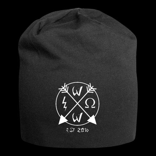 Wrathful Circle Logo - Jersey Beanie