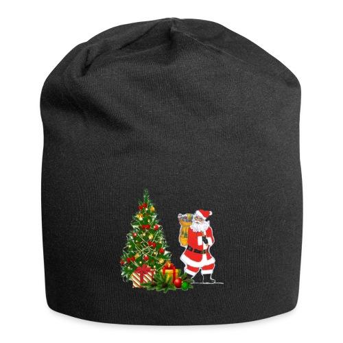 Babbo Natale REGALII - Beanie in jersey
