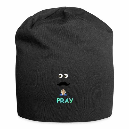 pray - Jersey-Beanie