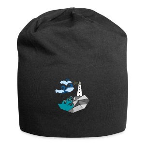 lighthouse - Jersey-beanie