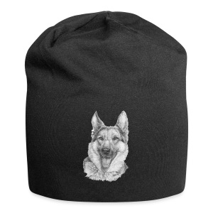 Schæfer German shepherd - Jersey-Beanie