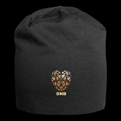 Drum and Bass - Jersey-Beanie
