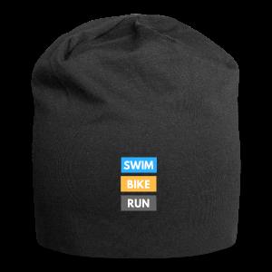Triathlon Apparel: Swim Bike Run - Jersey Beanie