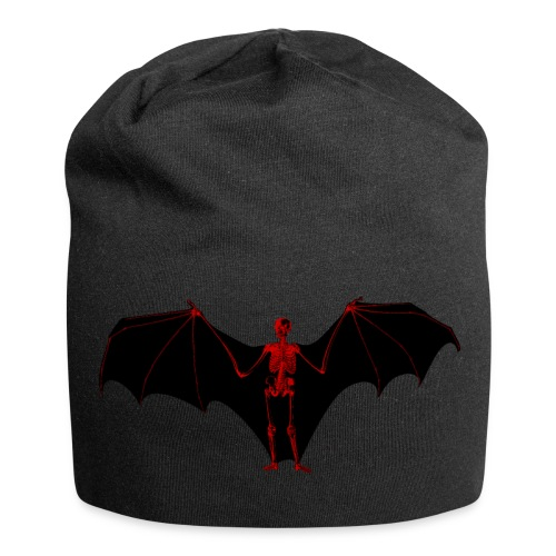 Skeleton Bat - Jersey-Beanie