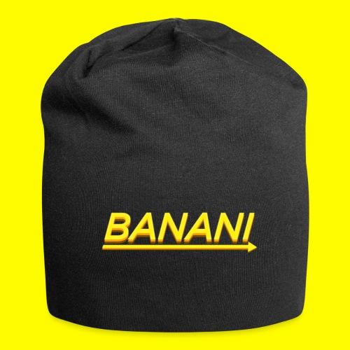 Banani-Schriftzug V2 - Jersey-Beanie