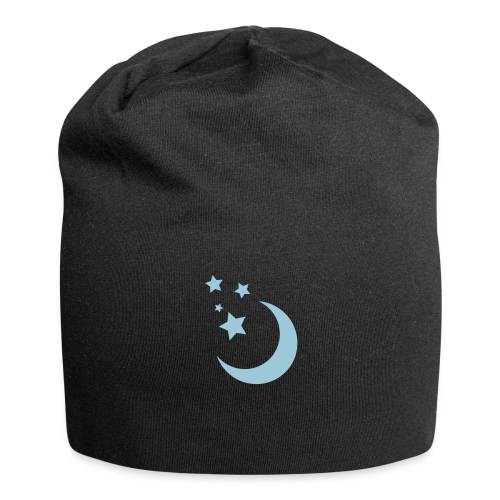 Stars and Moon - Jersey-Beanie