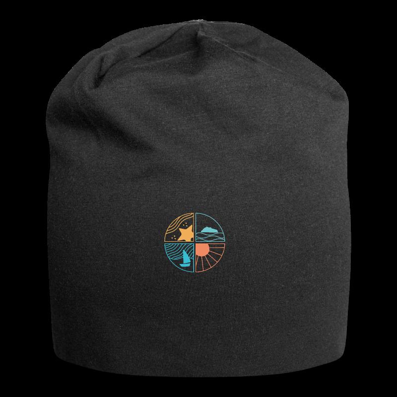 Anagrama - Gorro holgado de tela de jersey