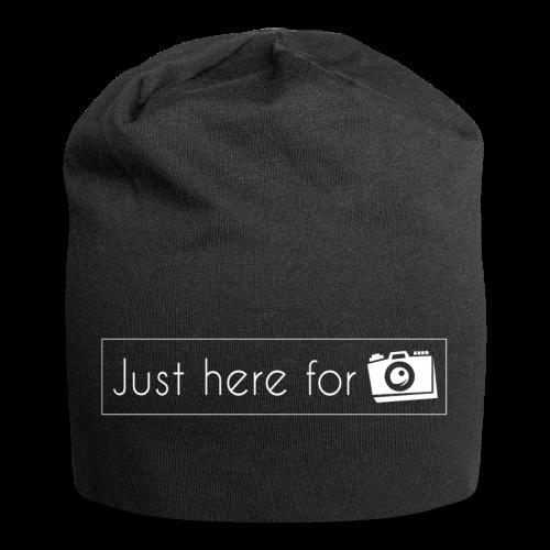 juste ici pour les photos - Bonnet en jersey