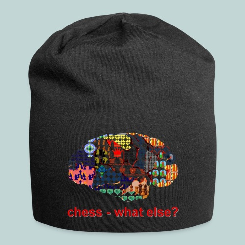 chess_what_else - Jersey-Beanie