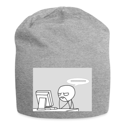 confused - Jersey Beanie