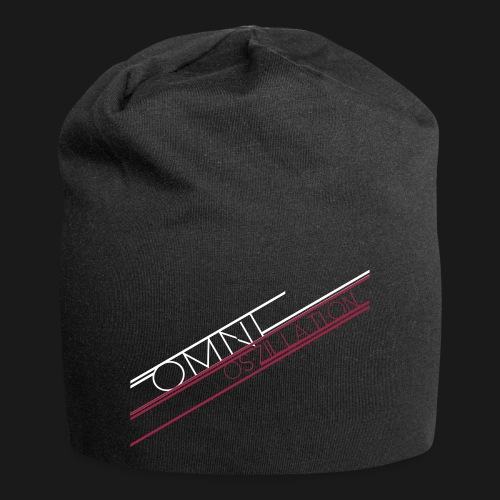 C8H10N4O2 Oszillation Container - Jersey-Beanie