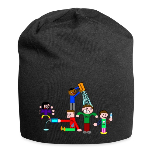 Water Fight - Jersey Beanie
