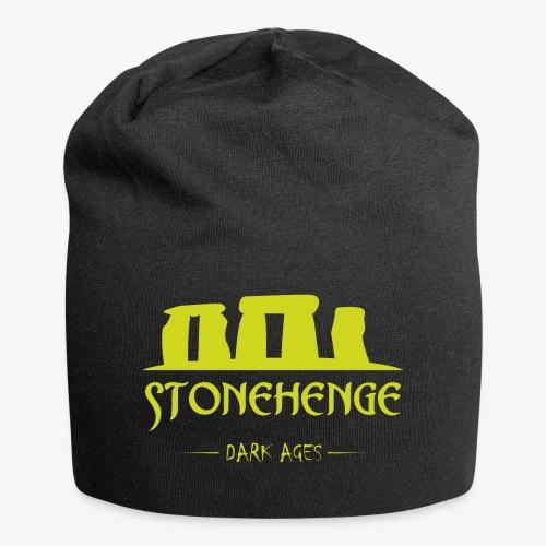 STONEHENGE - Beanie in jersey
