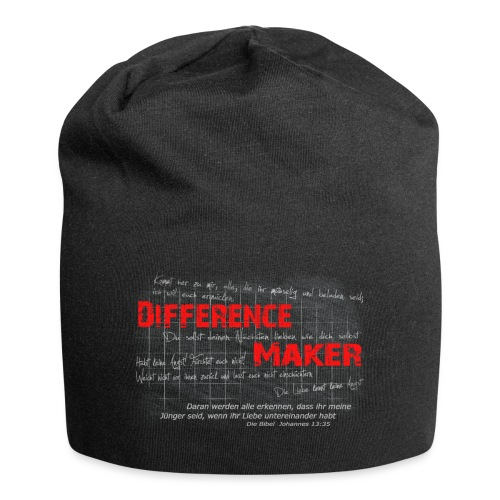 Difference Maker hell - Jersey-Beanie